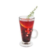 Ежевичный чай с тимьяном