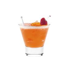 Медовый смэш с апельсином