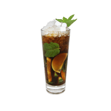Мохито кофейный с апельсином Б/А